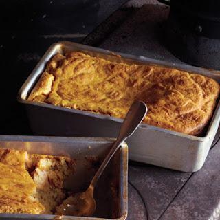 Pumpkin Spoon Bread.