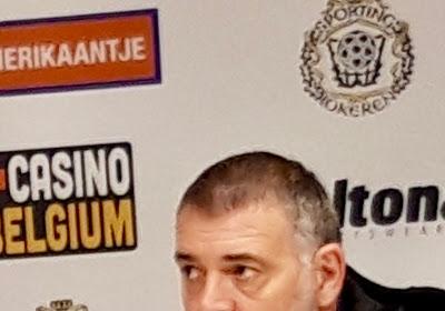 """Christian Bracconi : """" Virton a le droit de rêver """""""
