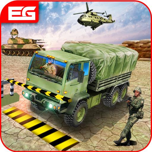 Army Truck & Military Jeep Driver (game)
