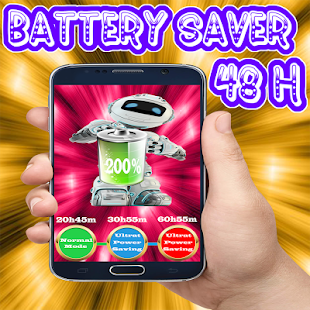 ★ GO Battery Saver ★ Booster Cleaner ★ 2018 - náhled
