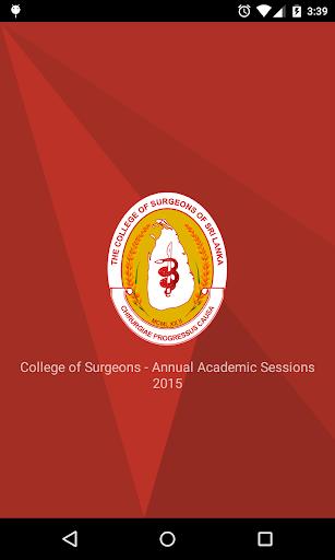 CSSL AAS 2015 - Sri Lanka