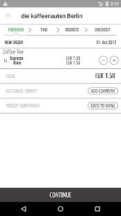 die kaffeenauten Berlin - náhled