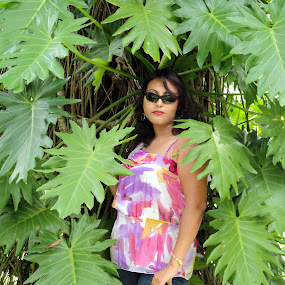 by Manas Bhattacharyya - People Portraits of Women ( beautiful, woman,  )