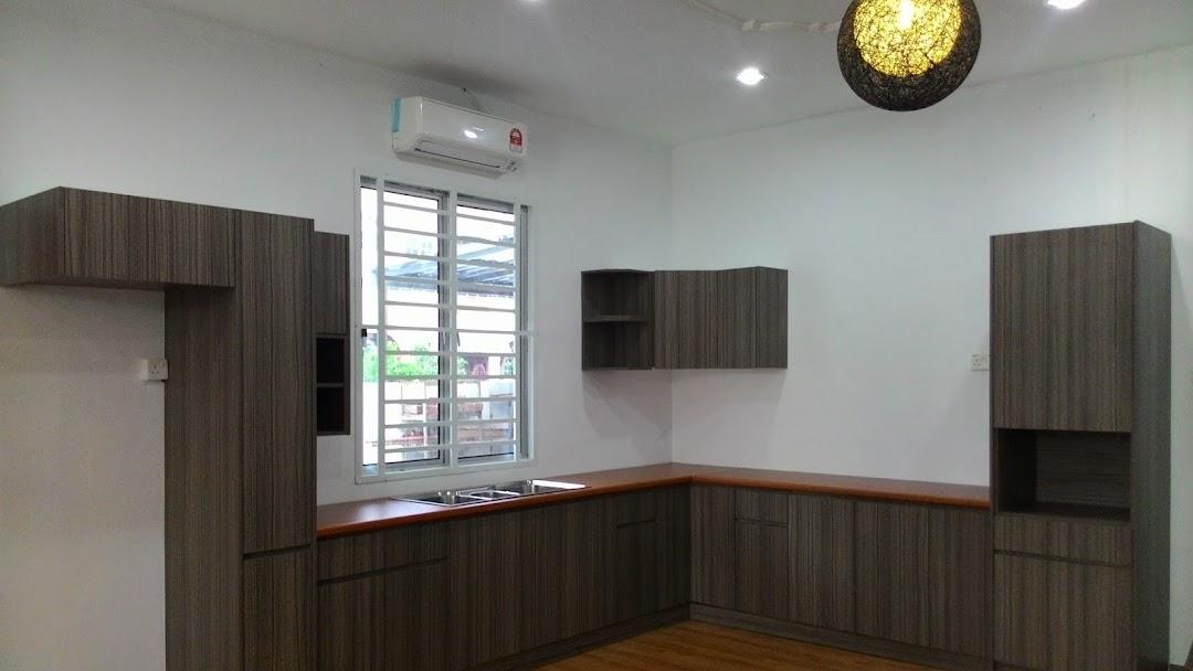 Esteem Cabinet Sdn Bhd Kabinet Dapur Cabinet Kitchen Store In Ampangan