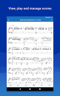 MuseScore: view and play sheet music Screenshot