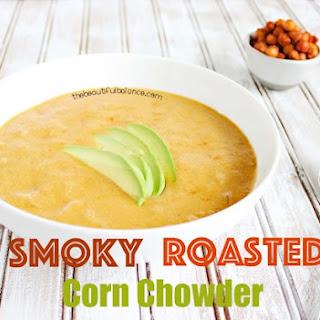 Smoky Roasted Corn Chowder.