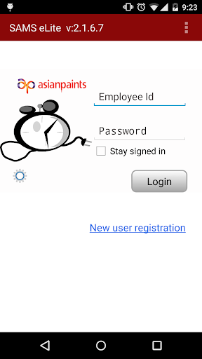 SAMS for AP screenshot 1