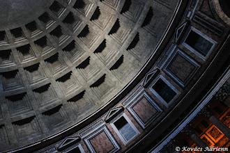 Photo: Pantheon kupola 2