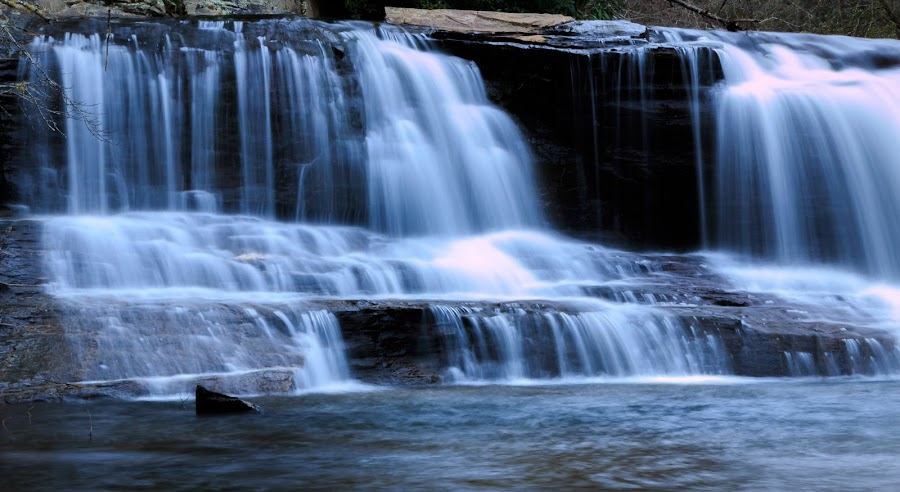 Let It Flow by Rananjay Kumar - Landscapes Waterscapes ( #waterfall, #nice, #outdoor, #closeup, #naturallight, #flow, #water, #canon,  )