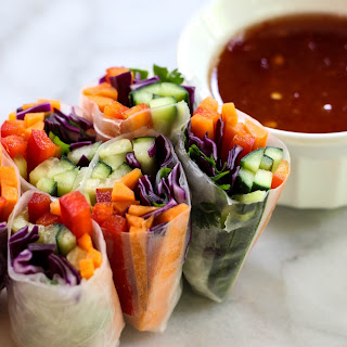 Sweet Chili Sauce For Spring Rolls Recipes