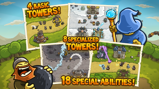 Kingdom Rush screenshot 16