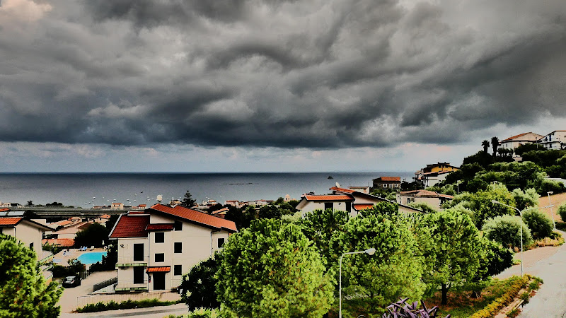 Golfo di Patti dopo la tempesta i suoi colori. di AngeloCostanza