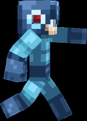 Megaman Nova Skin