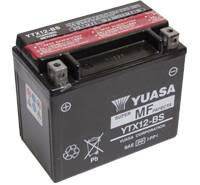 YUASA MC batteri YTX12-BS LxBxH: 150x87x130mm