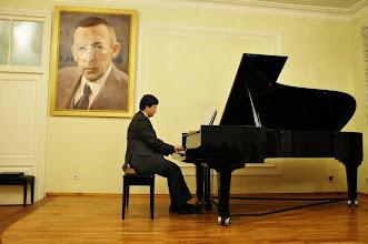 Photo: Novgorod, Rachmaninoff Musikkultursenteret, konsert den 29. oktober 2010. Foto: Vladimir I. Bogdanov