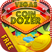 Coin Pusher Box Carnival Dozer
