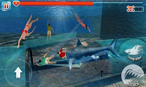 Scary Shark Evolution 3D  screenshots 1