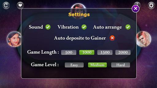 Hazari - Card Game 1.0.4 gameplay | by HackJr.Pw 2