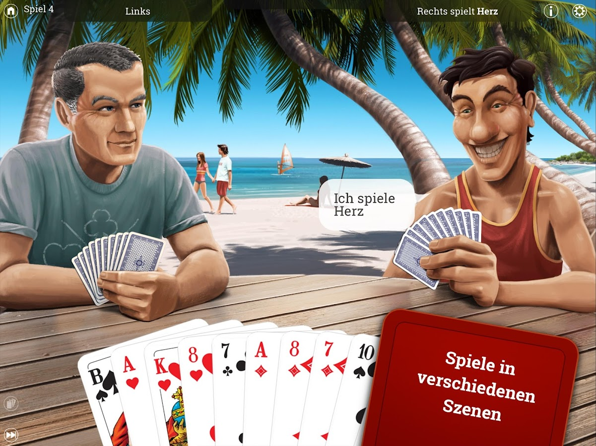 Skat Spielen Online
