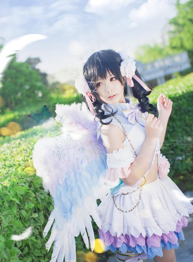 Cosplay de Yazawa Nico – Un angel caído – Love Live!