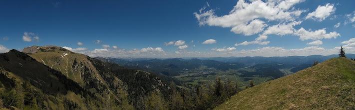 Photo: pogled na Liesingtal