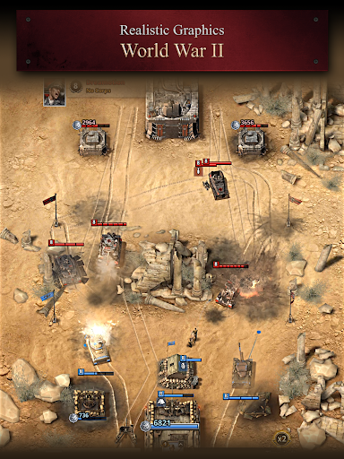 Road to Valor: World War II apktram screenshots 8