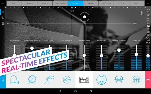 Music Maker JAM app (apk) free download for Android/PC/Windows screenshot