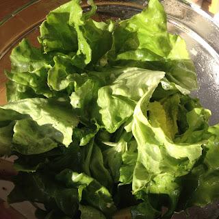 Garlic Lettuce Salad Dressing