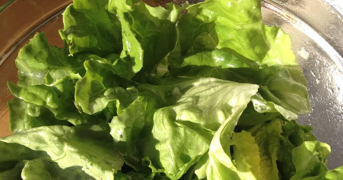 10 Best Lettuce Salad Dressing Mayonnaise Recipes | Yummly