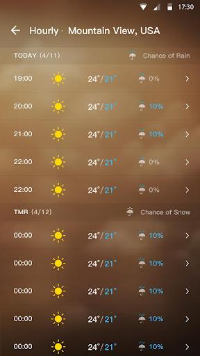 Weather Forecast 1.0.8.5 Screenshots 5