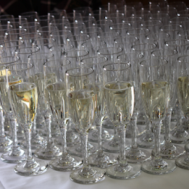 Champagne A'Waiting by Gwen Paton - Food & Drink Alcohol & Drinks (  )