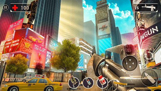 Unkilled Mod Apk + OBB 2.0.8 (Unlimited Ammo + Anti-Ban) 3