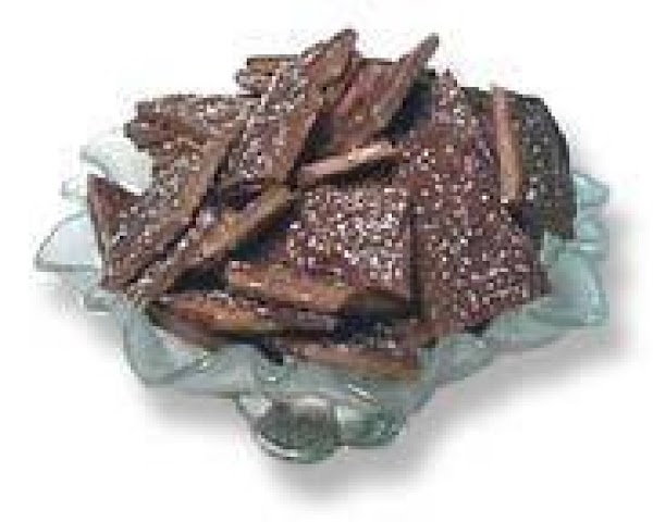 Chocolate-pecan Toffee Recipe