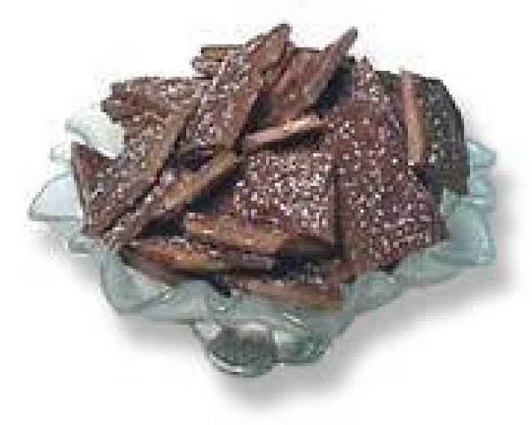 Chocolate-pecan Toffee Recipe