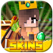 Princess Skins for Minecraft Pocket Edition (MCPE)