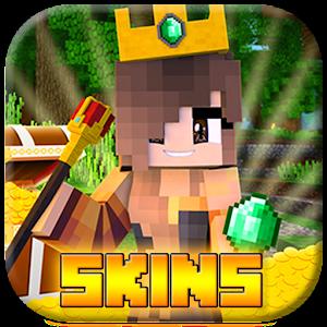 Princess Skins for Minecraft Pocket Edition (MCPE)