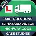 LGV & HGV Theory Test 2021 UK icon