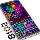 キーボードの色テーマ icon
