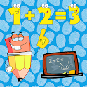 Addition Subtraction For Kids icon