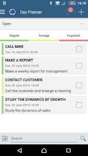Smarty CRM: organizer, chat- screenshot thumbnail