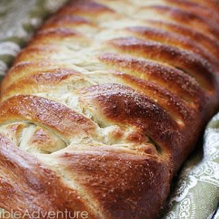 Cardamom Sweet Bread | Pulla