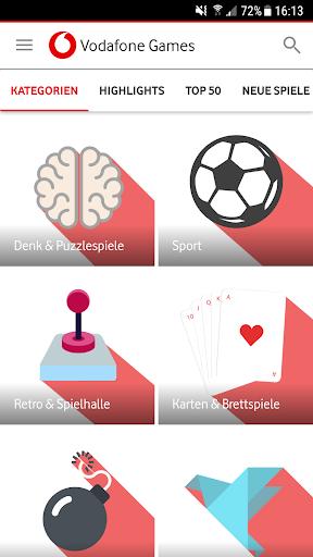 Vodafone Games 1.6.2 screenshots 3
