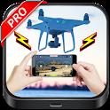 Universal Drone Remote Control Prank icon
