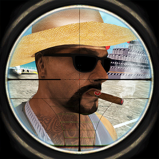 Gangster Escape Shooter 3D