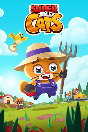 Super Idle Cats - Tap Farm 1.1 {cheat|hack|gameplay|apk mod|resources generator} 1