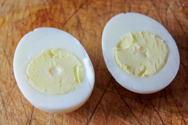 Perfect Hard-boiled Egg Recipe