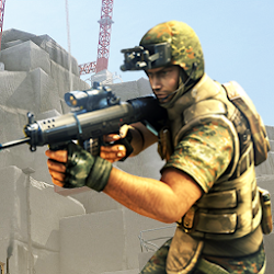 Modern City Sniper Assassin Shooting Game