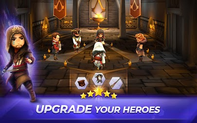 Assassin's Creed Rebellion APK screenshot thumbnail 17
