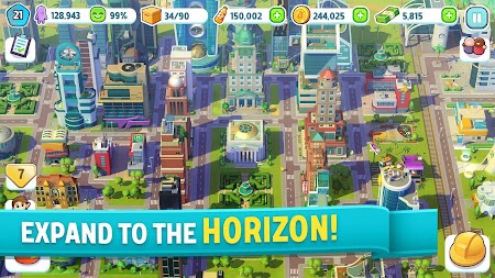 City Mania: Town Building Game APK screenshot thumbnail 5