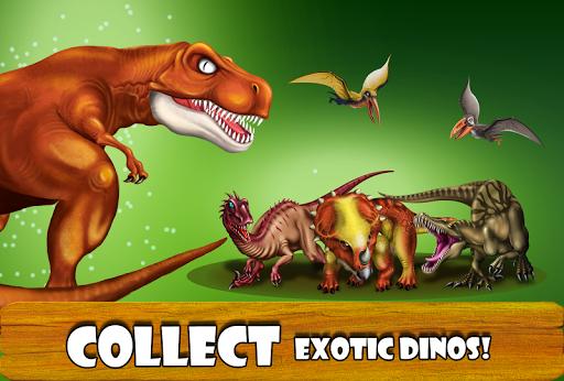 Dinosaur Zoo  code Triche 2